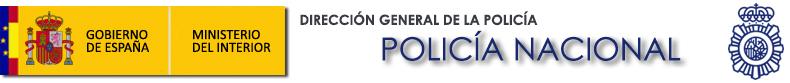 MINISTERIO DEL INTERIOR. Dirección General de la Policía. Policía Nacional.